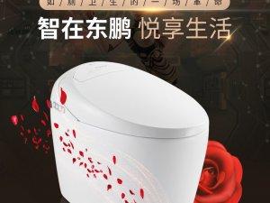 东鹏整装卫浴 洁具一体式智能感应马桶自动冲水烘干遥控式座便器产品图片