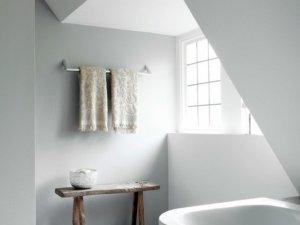 迷人北欧风格 白色高雅浴室精选