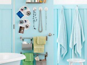 小卫生间装修效果图 搞怪创意尽数收纳