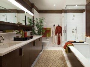 5种风格卫浴间装修图片展示 体验不一样的沐浴
