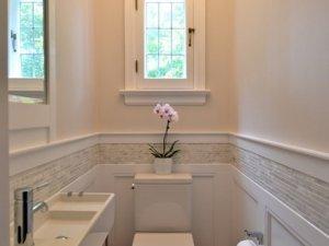 """白色象征""""清雅脱俗 """" 现代简约风格浴室装修图片欣赏"""