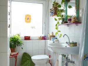 甜甜蜜蜜小生活 小户型卫生间装修设计图片欣赏