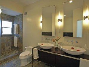 精致独特面盆图片展示 卫生间面盆装修设计欣赏