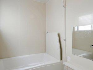 白色的浴室装修设计 展示卫生间简约风格效果