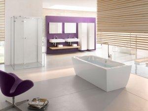 彰显卓然审美品位 卫浴装修效果图