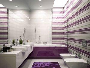 品读高雅与浪漫 卫浴装修效果图