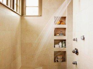 趣味沐浴体验 入墙式洁具图片贴近生活