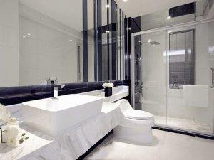 都市摩登卫浴典范 现代风格卫浴装修效果图
