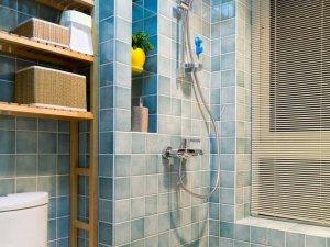 时尚个性卫浴间设计装修图