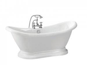 欧麦莎卫浴  带地盘浴缸系列