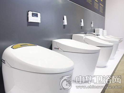 意中陶卫浴 参展产品