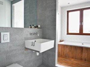 现代卫浴装修效果图