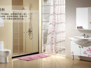 九牧卫浴风格套间 沁芳系列