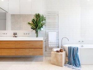 现代卫生间浴缸设计