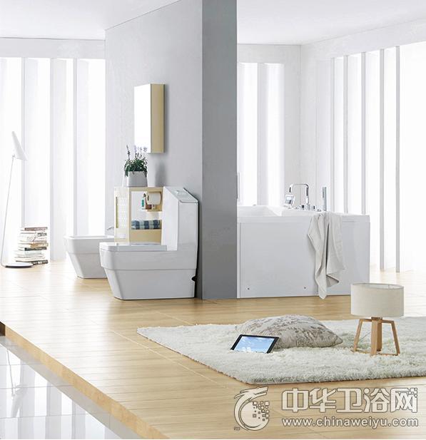 恒洁卫浴卫生间装修效果图 品质卓越