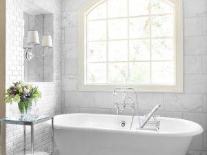 欧式风格别墅卫生间窗户设计