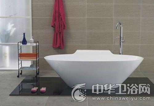 惬意享受生活 西文卫浴新款浴缸图片
