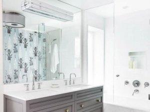 光鲜明亮 北欧风格卫生间装潢效果图