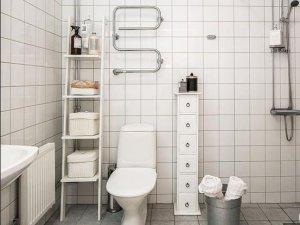 独特个性北欧风格卫生间设计装修图片