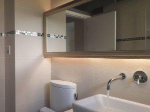 现代简约风格卫生间装修 卫生间水龙头图片