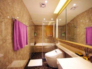 大户型复古欧式卫生间装修效果图 卫生间装修效果图欣赏