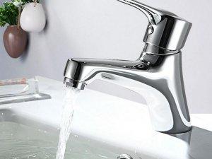 大户型北欧风格卫生间装修图片 卫生间卫浴水龙头图片