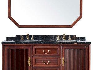 富兰克中式浴室柜-F-7233