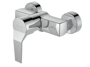 宏浪卫浴 现代简约浴缸龙头效果图