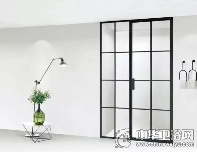 雅阁卫浴图片 不锈钢淋浴房新品效果图