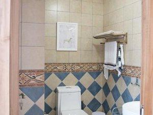 小型卫生间装修效果图 卫生间马桶图片