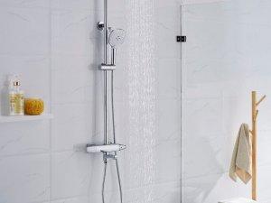 鹰卫浴 现代风格淋浴花洒效果图