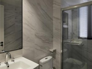 小卫生间装修效果图 卫生间马桶图片