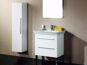 阿波罗卫浴图片 简约浴室柜效果图