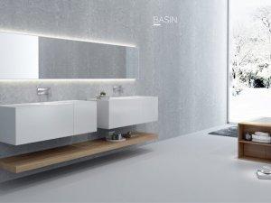 爵能卫浴图片 浴室柜效果图