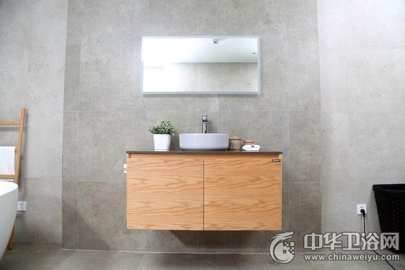 爵能卫浴图片 浴室柜效果图_4