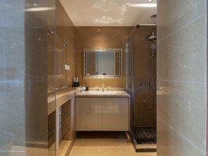 主卧卫生间装修效果图 整体淋浴房图片
