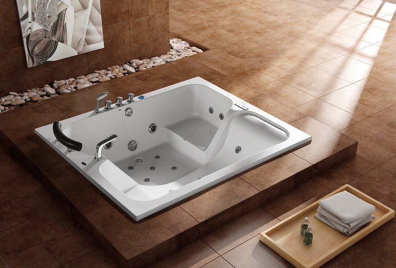 富丽斯卫浴 嵌入式浴缸 FL-7097