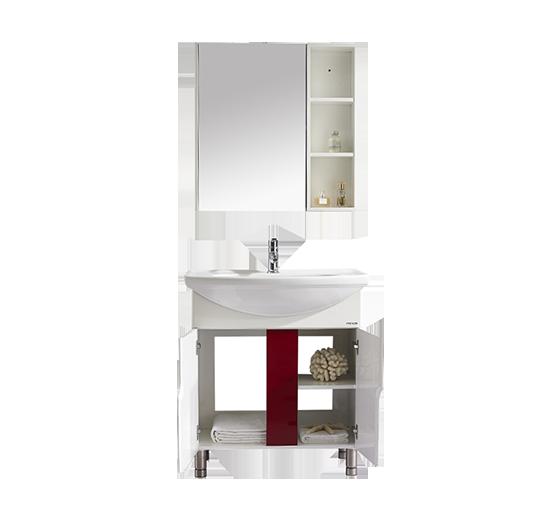 法恩莎卫浴图片 浴室柜FPG3612B-A产品展示