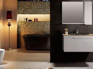 安华卫浴图片 迈阿密系列浴室装修效果图
