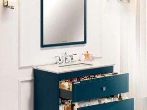 美标卫浴图片 雅居·经典系列浴室柜产品展示
