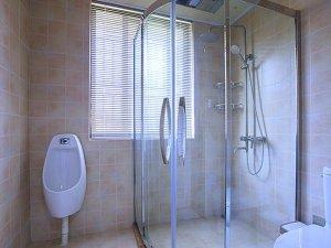 主卧卫生间图片 美式客卫淋浴房效果图