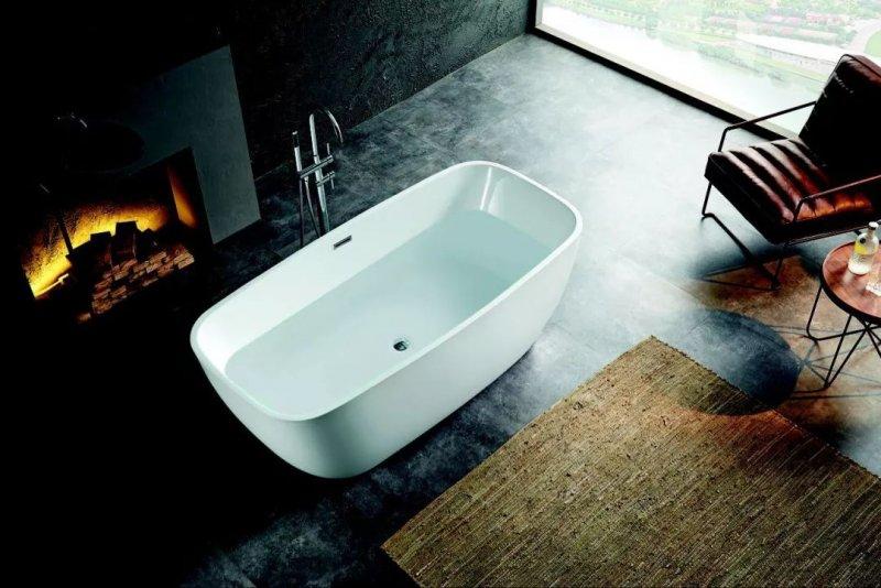 特瓷卫浴图片 亚克力浴缸系列产品展示