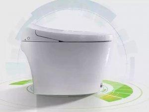 杜菲尼卫浴图片 智能马桶DB5118产品展示