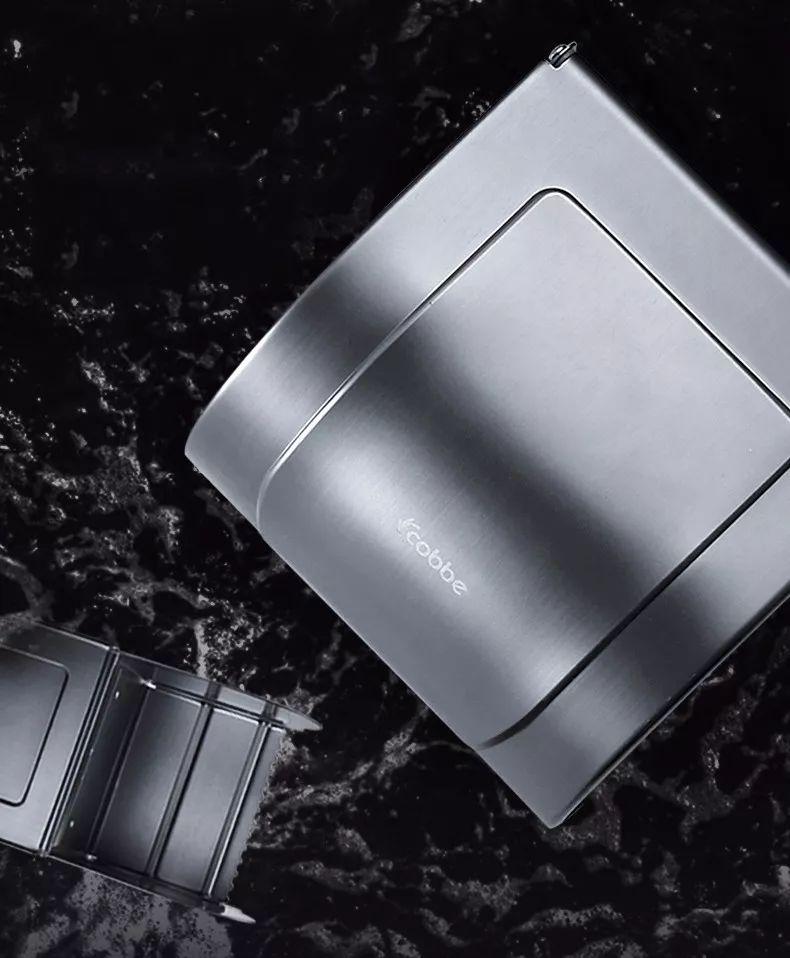 卡贝卫浴图片 星空灰挂件产品展示