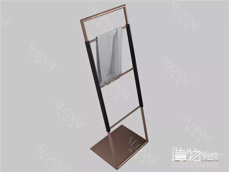 阿洛尼卫浴  劳伦系列浴室柜效果图