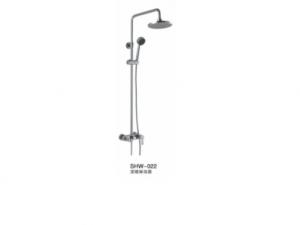 上华王卫浴  SHW-022淋浴龙头效果图