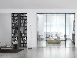 莱博顿淋浴房  NAL简尚系列淋浴房效果图