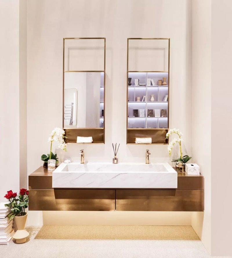 高第卫浴  GF-03浴室柜效果图
