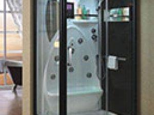 澳佳丽卫浴  整体淋浴房效果图