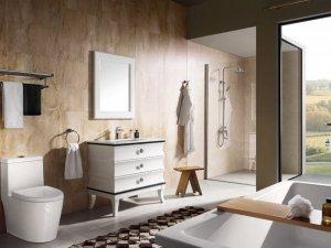 Gobo高宝厨卫 简约风格卫浴效果图